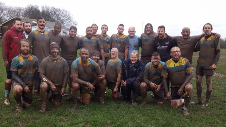 Eastbourne team photo