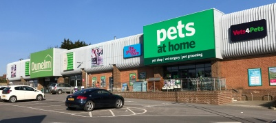 Hastings Borough Council also owns the Sedlescombe Road North site where Dunelm and Pets At Home are tenants of HBC.