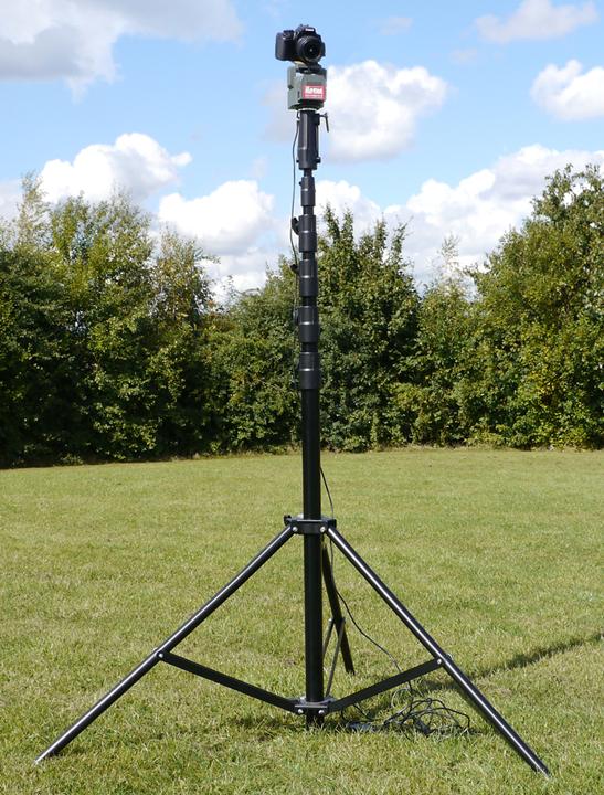 Camera-Mast