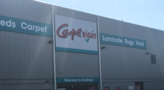 Could Carpetright's widely reported financial woes be a problem for Hasting Borough Council?