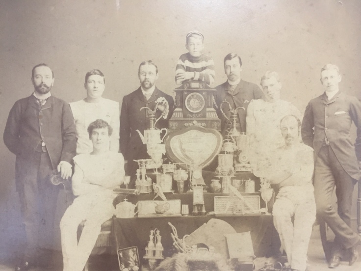 hastings rowing club 1880