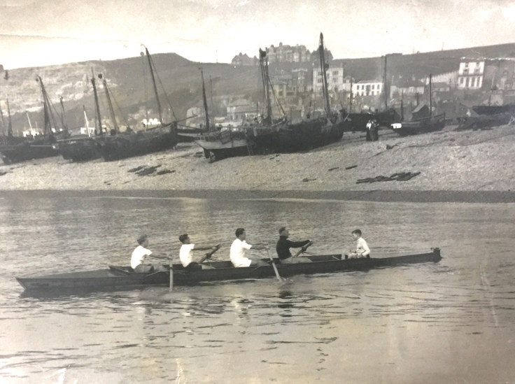 rowing hastings