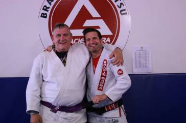 John Rose purple belt