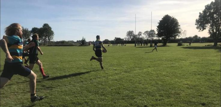 Murray runs