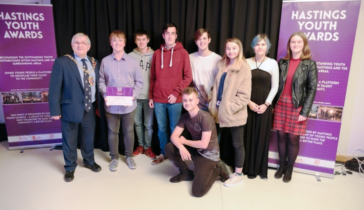 the breadcrumbs- Hastings youth awards 2018 small