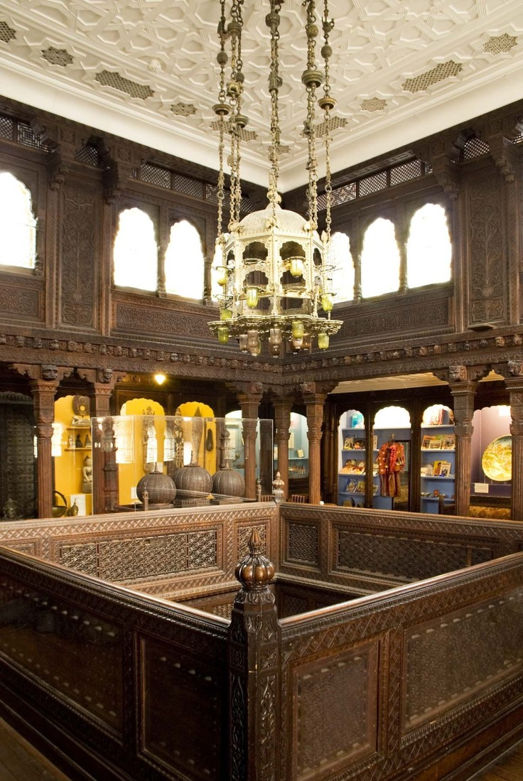 Upper Durbar Hall, Hastings Museum