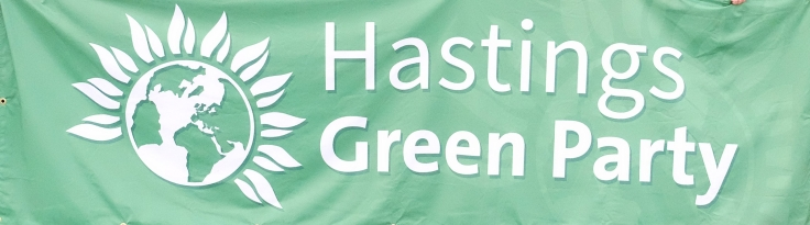 hastings green party sept 2018