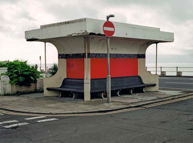 Maxine Beuret Robertson Terrace Seaview Shelter Hastings Heritage Trail